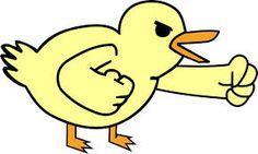 Image result for regular show duck