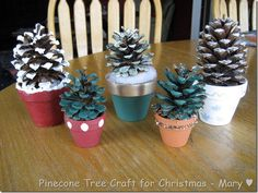 Pinecone-Tree-Craft-for-Christmas.jpg 614×462 pixels