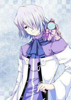 #Pandora hearts Xerxes break