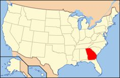 The Southern States - Interactive Geography Map Quiz