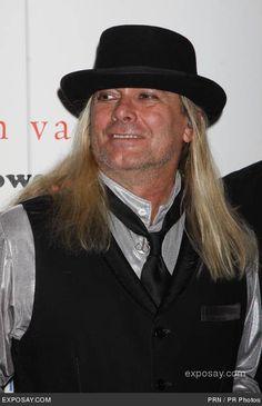 Robin Zander - John Varvatos Bowery NYC Store Grand Opening at the Hard Rock in Las Vegas on September 24, 2009