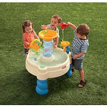 Little Tikes Spiralin' Seas Waterpark Play Table. This fun Little Tikes Spiralin' Seas Waterpark kids water table is loaded with features and ways to play. See how the water makes the wheels turn, or just splash around with these fun outdoor water toys. Little Tikes, Water Table Toy, Water Tables, Sand Table, Outdoor Toys, Outdoor Play, Outdoor Learning, Toys Uk, Kids Toys