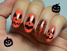 #halloween #nails