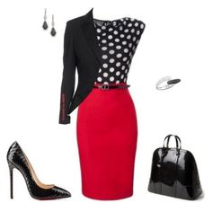 """""""Business Woman"""" by dakaf on Polyvore"""