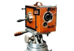 Ernemann Kino  35 mm-Filmkamera um 1917  Ernemann AG, Dresden