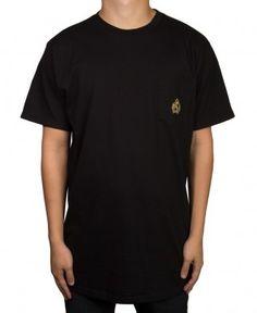 Huf - Huf Crested Pocket T-Shirt - $30 http://digitalthreads.co