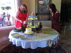 Outdoorsman baby shower- hunting & fishing by Brittney Oar, Mandi Seay Delloro and Sarah.