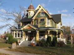 Waller House Inn - Little Falls, Minnesota. Little Falls Bed and Breakfast Inns