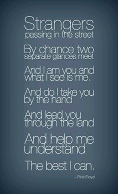I love these lyrics :)
