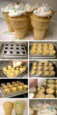 DIY Ice Cream Cakes Pictures, Photos, and Images for Facebook, Tumblr, Pinterest, and Twitter