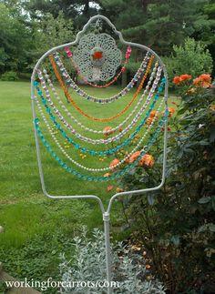 Bohemian Garden Art