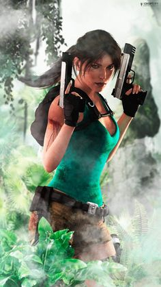 Lara Croft Tomb Raider Angelina Jolie, Geeks, Lara Croft Costume, Tomb Raider Video Game, Tom Raider, Laura Croft, Tomb Raider Lara Croft, Rise Of The Tomb, Mileena