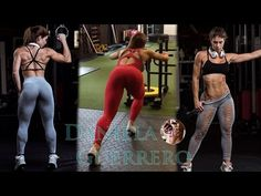 Daniela Guerrero | Athlete Bikini Fitness, Beautiful Natural Body, Perfect Legs! @Venezuela - YouTube