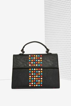 Nasty Gal x Nila Anthony I Want Candy Crossbody Bag