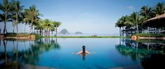 World's best infinity pools
