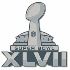 Superbowl Super Bowl XLVII 47 New Orleans NFL Football Logo Shaped Pin by Nfootball. $2.99. Super Bowl XLVII 47 New Orleans NFL Football Logo Shaped Pin. This quality pin is sure to make a great gift for the fan you know!