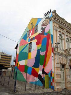 Arte na Cidade