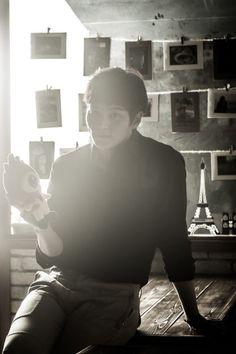Joo Won Interview with SINA