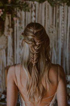 bohemian hairstyle,