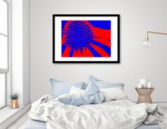 Discover «3D Flower», Limited Edition Fine Art Print by Glink - From $29 - Curioos