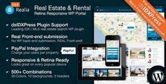 Realia v3.1.6 - Responsive Real Estate WordPress Theme