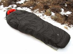 The one amazing sleeping bag you need for sub-zero conditions.  Very informative review by Rocky Mountain Bushcraft.