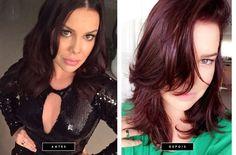 Beleza: as transformações dos cabelos das famosas