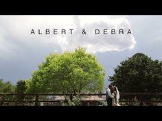Albert & Debra // Wedding Highlight Video // Gledswood Homestead / Campbelltown Catholic Club - YouTube