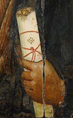 Raphael Angel, Archangel Raphael, Byzantine Icons, Byzantine Art, Roman Mythology, Greek Mythology, St Peter And Paul, Art Icon, Albrecht Durer