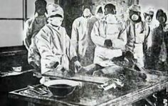 35 rare images of the infamous Japanese experiment unit 731 in ...