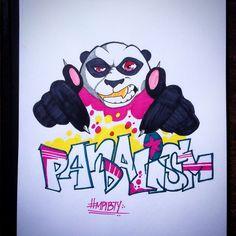 Pandalism | Bored Panda