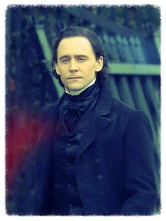 Crimson Peak: Sir Thomas Sharpe