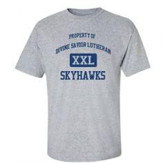 Divine Savior Lutheran School - Indianapolis, IN | Men's T-Shirts Start at $21.97