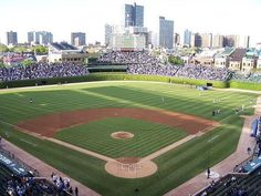 Beautiful Wrigley Field
