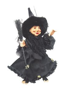 PENDLE WITCH ROSEMARY 35CMS WITCHES OF PENDLE GIFTS FOR HER Ornaments
