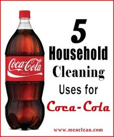 Cleaning Uses for Coca Cola