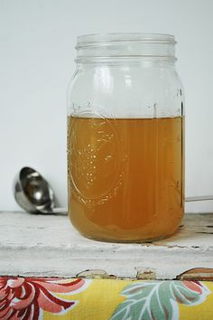It's so easy to make homemade stock. Cook it in your oven!