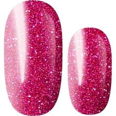 Pink Glitter, Glitter Nails, Lily Fox, Fox Nails, Manicure At Home, Pink Lipsticks, Color Street Nails, Pink Champagne, Nail Wraps