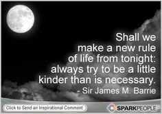 Motivational Quote by Sir James M. Barrie