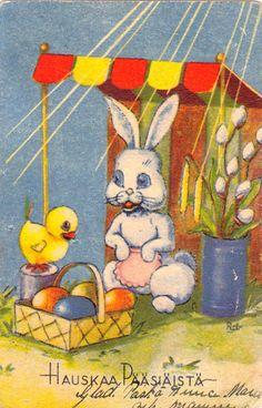RAMSTEDT DEVADATTA - sulo heinola - Picasa-verkkoalbumit Easter Art, Vintage Easter, Board, Painting, Picasa, Easter Activities, Painting Art, Paintings, Painted Canvas