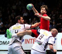 Kvartsfinal 2 RIK-Guif - Eskilstuna Guif handboll-Photo: Ulrika Holm
