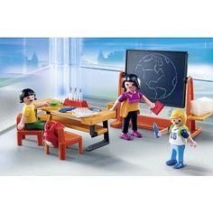 """Toys """"R"""" Us - PLAYMOBIL - Koffer leraar en leerling - 5971"""