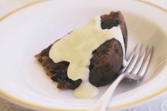 CHEAT'S CHRISTMAS PUDDING RECIPE