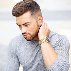 Mens Hairstyles For Receding Hairline 2018 – AtoZ Hairstyles Herren Frisuren f Mens Haircuts Straight Hair, Cool Hairstyles For Men, Cool Haircuts, Hairstyles Haircuts, Haircuts For Men, Haircut Men, Short Mens Hairstyles Fade, Haircut Styles, Layered Haircuts
