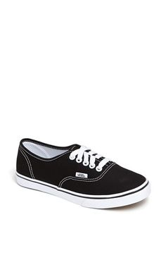 Vans 'Authentic - Lo Pro' Sneaker (Women) available at #Nordstrom*for the races , would be even better if they were checkered