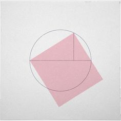 #157Thales' theorem – A new minimal geometric composition each day