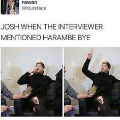 Oh My Gosh josh you are just the cutest hahahaha