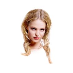 satine.polyvore.com - Erin Heatherton ❤ liked on Polyvore featuring doll parts, dolls, heads, doll heads and body parts
