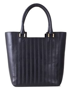 Shopper Tote - basket weave via RODTNES Sample Sale. Click on the image to see more!