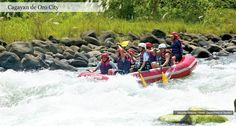 25 emerging PH tourism hot spots named - Cagayaran De Oro City Philippines Tourism, Mindanao, Name Photo, Tourism Industry, Rappelling, Tourist Spots, Rafting, Trekking, Adventure